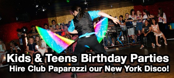 childrens birthday party venue teens huddersfield