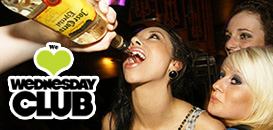 wednesday club rock cafe